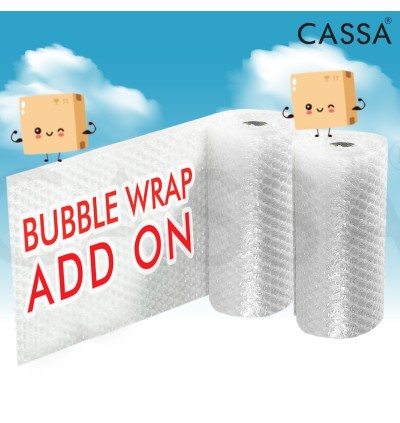 ADD ON BUBBLE WRAP ON PARCEL (ONLY FOR ADD-ON)
