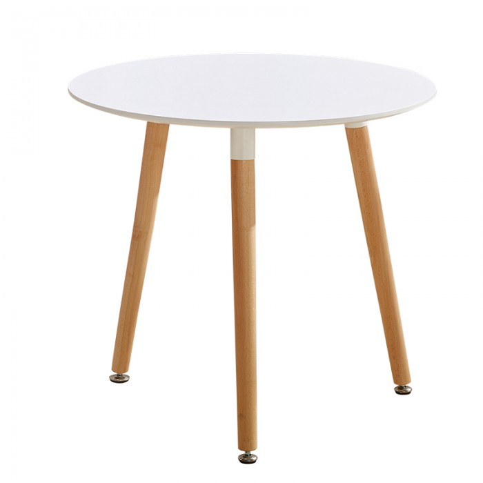 Cassa Eames Kitchen Dining Or Coffee Round Table White