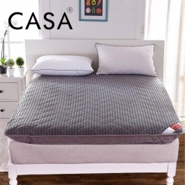 Cassa 4D All Season Flexible Japanese Tatami Style Queen Mattress Topper Only Thick 6 cm