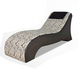 Relaxing Living Chaise Lounge Chair Sofa Pu