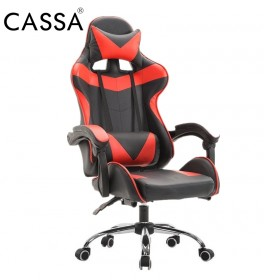 Cassa Figo Back Ergonomic Racing Style Adjustable Gaming Executive Office Chair