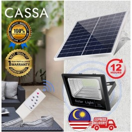 Cassa Hi Quality Led Solar Spotlight Flood Light 10W/25W/60W/100W/200W/300W  10-20Hours 1Year Warranty